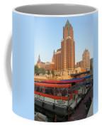 Milwaukee River Theater District 5 Coffee Mug