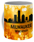 Milwaukee Wi 3 Coffee Mug by Angelina Vick