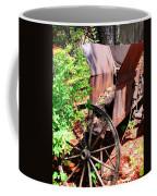 Mine Cart Lost In Time V2 Coffee Mug