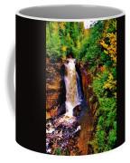 Miner's Falls Coffee Mug