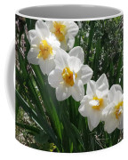 Miner's Wife Daffodils Coffee Mug