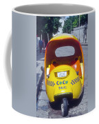 Mini-cab Coffee Mug