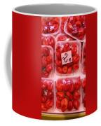 Mini Red Peppers Coffee Mug