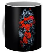 Mini Roses On Walk Coffee Mug