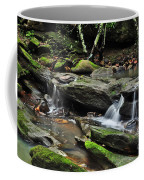 Mini Waterfalls Coffee Mug by Kaye Menner