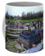 Miniature Friedenspalast Coffee Mug