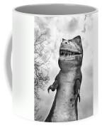 Miniature Golf Dinosaur Coffee Mug
