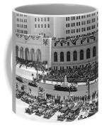 Miniature La City Hall Parade Coffee Mug