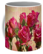 Miniature Roses Coffee Mug