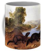 Minks Coffee Mug