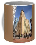 Minneapolis Skyscrapers Coffee Mug