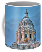 Minnesota State Capitol St Paul Mn Coffee Mug