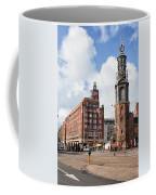 Mint Tower In Amsterdam Coffee Mug
