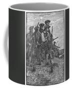 Minutemen, C1776 Coffee Mug