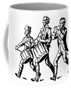 Minutemen: Spirit Of 1776 Coffee Mug