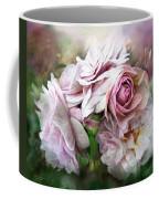 Miracle Of A Rose - Mauve Coffee Mug