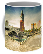 Mirage And The Venitian  Coffee Mug