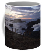 Mirror At Glass Beach Coffee Mug