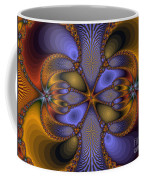 Mirror Butterfly Coffee Mug