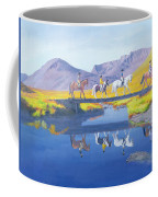 Mirror In The Cairngorms Coffee Mug