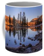 Mirror Lake Dawn Coffee Mug