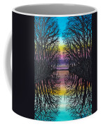 Mirror Water Coffee Mug