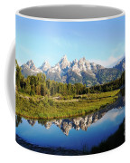 Mirrored Beauty Coffee Mug