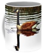 Mirrored Goose Coffee Mug