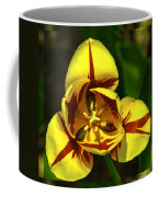 Mirrored Tulip Time Coffee Mug