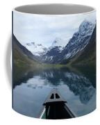 Mirrored Voyage Coffee Mug