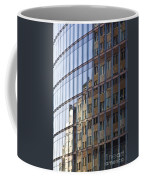 Mirroring On Vitreous Front Coffee Mug