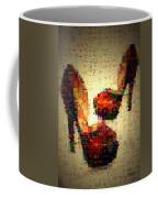 Misbehavin Shoes Coffee Mug
