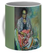Miss Hattie - Skinning Coffee Mug