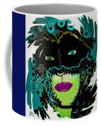 Miss Peacock Coffee Mug