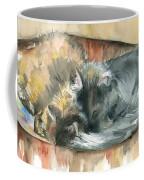 Miss Sam And Miss Marcia Coffee Mug