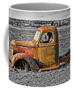 Missing Front Wheels Coffee Mug