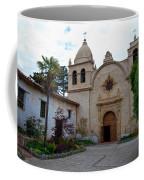 Mission Carmel Coffee Mug