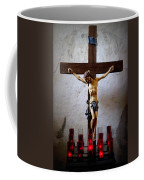Mission Concepcion - Crucifixion Coffee Mug