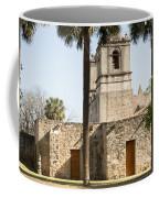 Mission Concepcion In San Antonio Coffee Mug