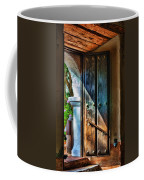 Mission Door Coffee Mug