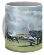 Mission From Debden Coffee Mug