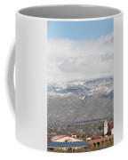 Mission In Winter Coffee Mug