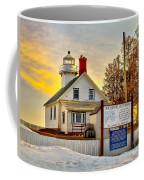 Mission Point Michigan Coffee Mug