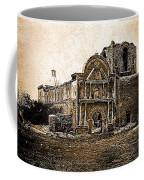 Mission San Jose De Tumacacori Tumacacori Arizona C.1830-2013  Coffee Mug