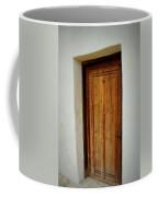 Mission San Juan - Door Coffee Mug