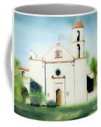 Mission San Luis Rey Dreamy Coffee Mug by Kip DeVore