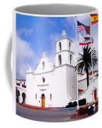 Mission San Luis Rey Coffee Mug