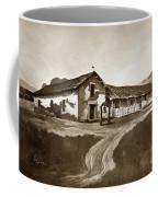 Mission San Rafael California  Circa 1880 Coffee Mug