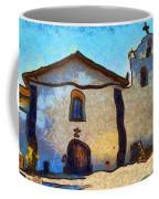 Mission Santa Ines Coffee Mug