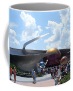 Mission Space Pavilion Coffee Mug